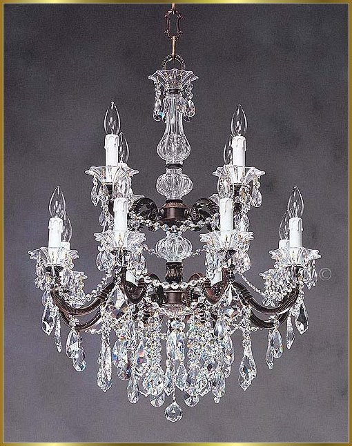 Crystal chandeliers gallery model cl 1800 crystal chandeliers model cl 1800 aloadofball