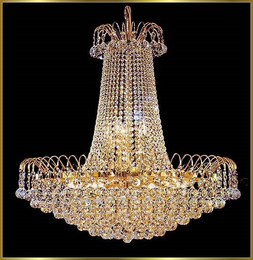 Large crystal chandeliers gallery model mu 6500 aloadofball Choice Image