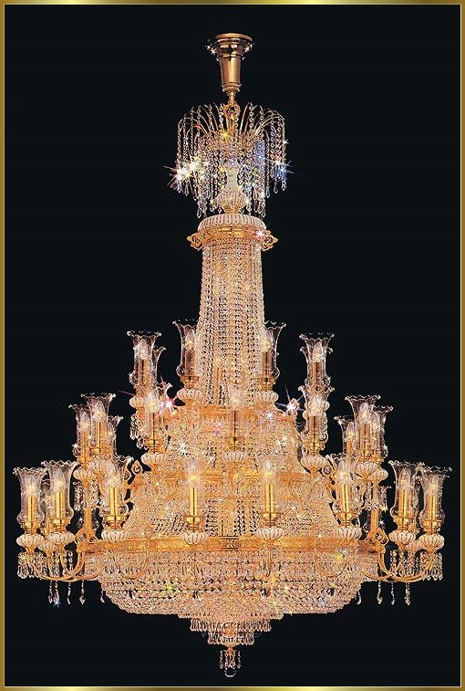 Large crystal chandeliers gallery page number 1 chandelier model yu 1284 aloadofball Image collections
