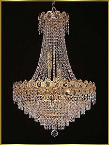 Crystal Chandeliers Model: 2142 E 20
