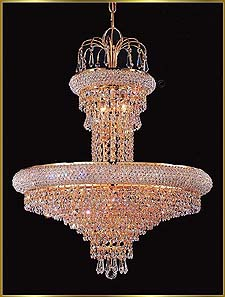 Crystal Chandeliers Model: 2350 E 20