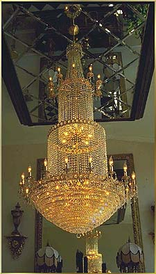 Entryway Chandeliers Model: 3045 E 48