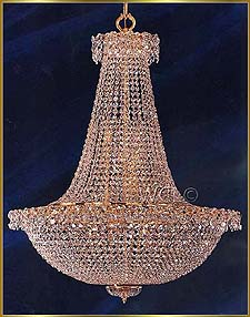 Swarovski Chandeliers Model: 4525 E 30