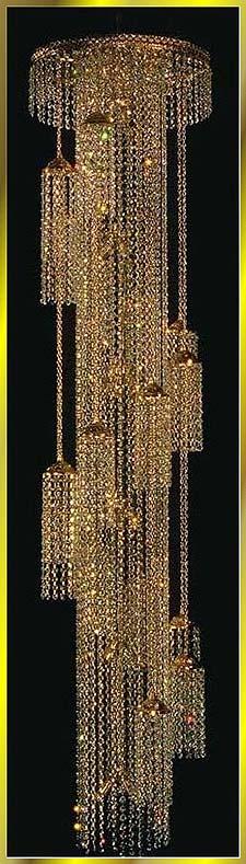 Chandelier Model: 5000 E 16