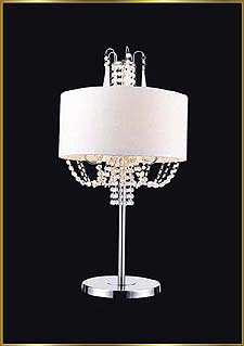 Table Lamps Model: 5001T16C