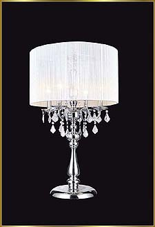 Table Lamps Model: 5002T20C