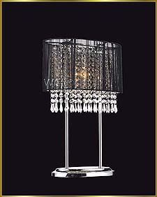 Table Lamps Model: 5004T13C