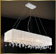 Contemporary Chandeliers Model: CW-1002