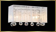 Contemporary Chandeliers Model: CW-1003