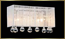 Contemporary Chandeliers Model: CW-1004