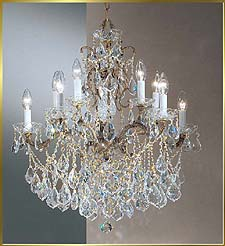 Chandelier Model: CL-5540-RB