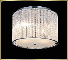 Flush Mount Chandeliers Model: CW-1095