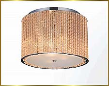 Flush Mount Chandeliers Model: CW-1096
