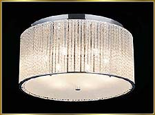 Flush Mount Chandeliers Model: CW-1097