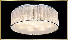 Flush Mount Chandeliers Model: CW-1101