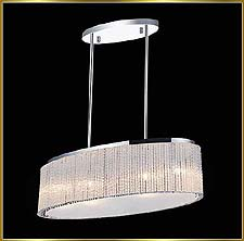 Contemporary Chandeliers Model: CW-1103