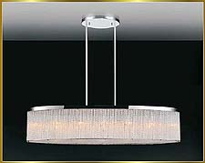Contemporary Chandeliers Model: CW-1105