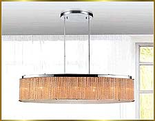 Contemporary Chandeliers Model: CW-1106