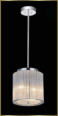 Contemporary Chandeliers Model: CW-1107