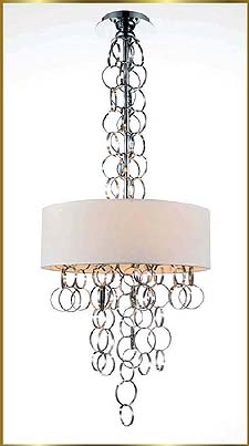 Contemporary Chandeliers Model: CW-1142