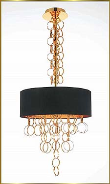 Contemporary Chandeliers Model: CW-1143