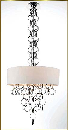 Contemporary Chandeliers Model: CW-1144