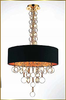 Contemporary Chandeliers Model: CW-1145