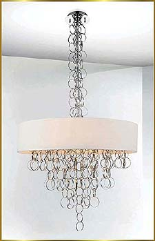 Contemporary Chandeliers Model: CW-1146