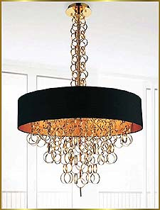 Contemporary Chandeliers Model: CW-1147