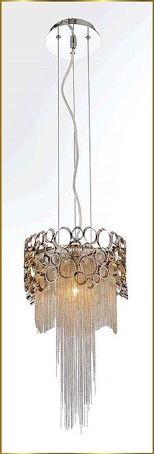 Contemporary Chandeliers Model: CW-1155