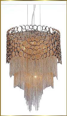 Contemporary Chandeliers Model: CW-1156