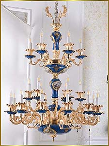 Antique Crystal Chandeliers Model: FS-8997-24