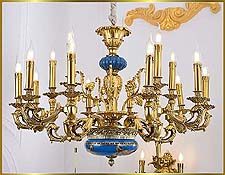 Neo Classical Chandeliers Model: FS-9033-15