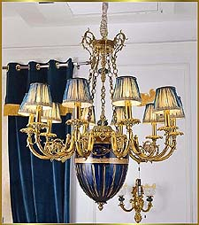 Neo Classical Chandeliers Model: FS-9036-10