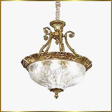 Antique Chandeliers Model: FS-9049-400