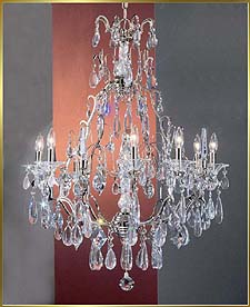 Chandelier Model: CL-9059 CH