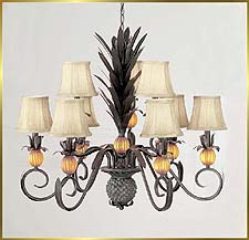 Designer Chandeliers Model: CL-92409 FB