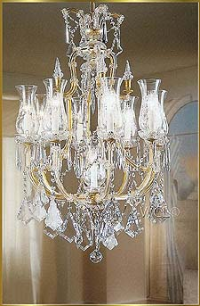 Maria Theresa Chandeliers Model: BB 6304-8