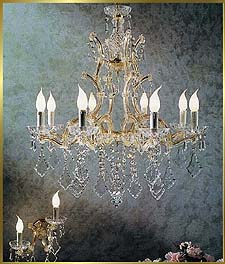 Maria Theresa Chandeliers Model: BB 6305-8