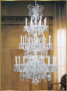 Traditional Chandeliers Model: BB 7300-34