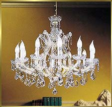 Maria Theresa Chandeliers Model: BB 750-12