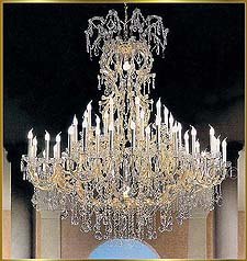 Maria Theresa Chandeliers Model: BB 905-60