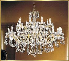 Maria Theresa Chandeliers Model: BB 909-24
