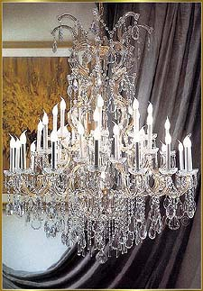 Maria Theresa Chandeliers Model: BB 915-40