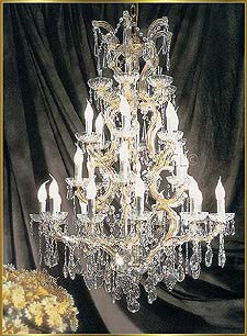 Maria Theresa Chandeliers Model: BB 985-24