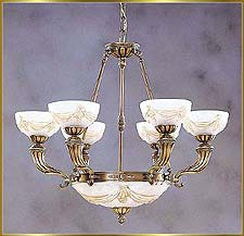 Antique Crystal Chandeliers Model: CB 4400