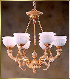 Alabaster Chandeliers Model: CL 1250