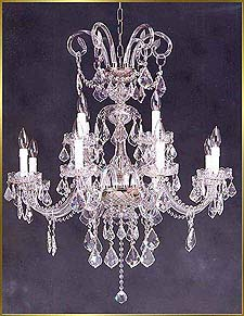 Traditional Chandeliers Model: CL 5100
