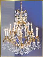 Chandelier Model: CL 8016 FG