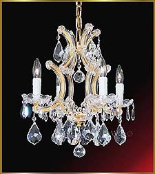 Maria Theresa Chandeliers Model: CL 8194